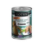 Lotus Lotus Dog Can Lf Sar 12.5oz