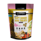Lotus Lotus Dog Sftbk GF Tky Lvr 10oz
