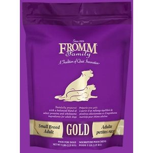 Fromm Fromm Gold Small Breed Adult Dog Kibble