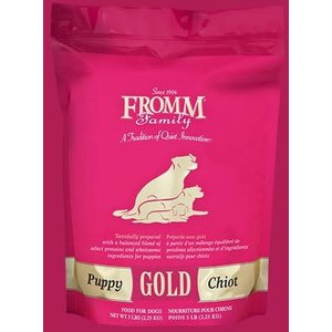 Fromm Fromm Gold Puppy Dog Kibble
