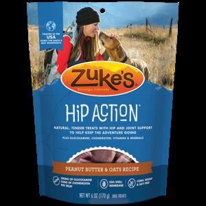 Zukes Hip Action Peanut Butter