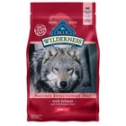Blue Buffalo Wilderness Grain Free Dog Kibble Salmon