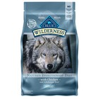 Blue Buffalo Wilderness Grain Free Dog Kibble Breed Chicken