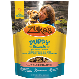 Zukes Zukes Puppy Naturals salmon 5oz