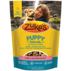 Zukes Zukes Puppy Naturals pork 5z