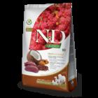 FARMINA PET FOOD USA LLC Dog Kibble Quinoa Venison