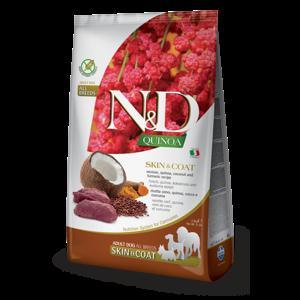 FARMINA PET FOOD USA LLC Farmina Dog Kibble Quinoa Venison