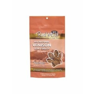Real Meat Company Real Meat Treats Venison 4oz