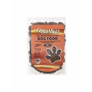 Real Meat Company Real Meat Dog Food Turk/Venison 2#