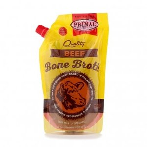 Primal Primal Beef Bone Broth 20oz