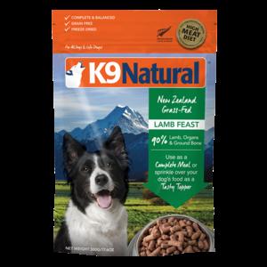 K9 Natural K9 Natural Frz Dry Lamb