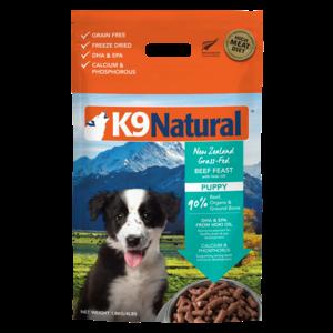 K9 Natural K9 Natural Frz Dry Puppy Beef