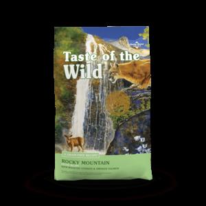 Diamond Taste of the Wild Rocky Mountain Venison Salmon Cat Kibble