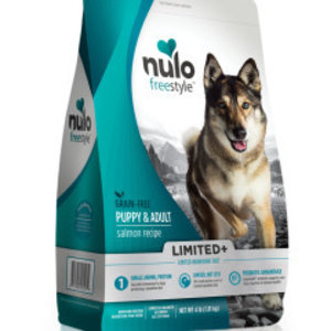 Nulo Nulo Dog Freestyle LID Grain Free Kibble Salmon
