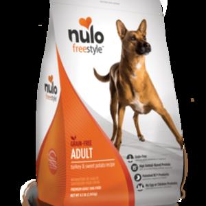 Nulo Nulo Freestyle Grain Free Adult Dog Kibble Turkey