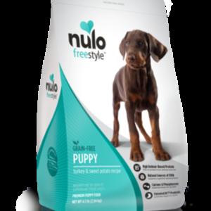 Nulo Nulo Freestyle Grain Free Puppy Kibble Salmon