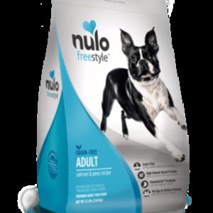 Nulo Nulo Freestyle Grain Free Adult Dog Kibble Salmon