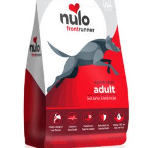 Nulo Nulo Frontrunner w/Grains Beef Dog Kibble