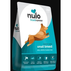 Nulo Nulo Frontrunner w/Grains Turk Small Breed Dog Kibble