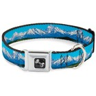 Buckle Down Buckle Down Snowy Mountains Collar