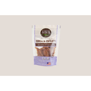 Earthanimal Chick Cutlets calming 8oz