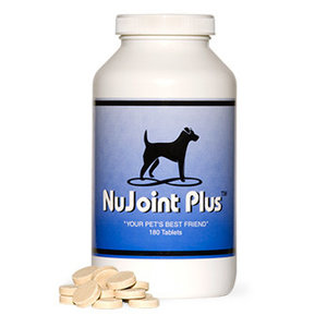 NuVet NuJoint Plus  180ct