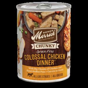 Merrick Merrick D Gourm Entree Colossal Chicken 12.7oz
