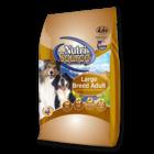 Nutrisource NutriSource Dog Kibble Large breed lamb & rice adult 30#