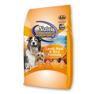 Nutrisource NutriSource Dog Lamb & Rice Kibble