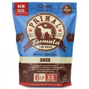 Primal Primal Duck Patties 6#