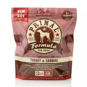 Primal Primal Turkey Sardine Nuggets 3#
