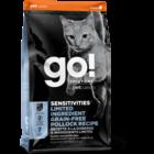 Petcurean Go GF Cat LID Pollock 3#