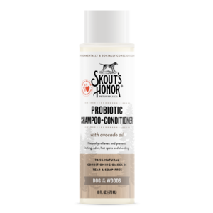 Skout's Honor Skout D Shampoo & Conditioner 2-in-1 Dog of the Woods 16oz