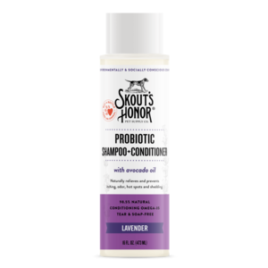 Skout's Honor Skout D Shampoo & Conditioner 2-in-1 Lavendar 16oz