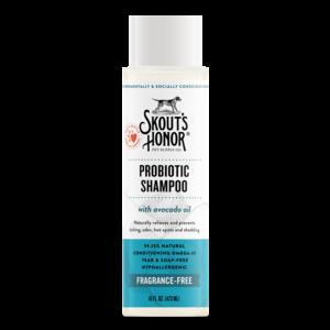 Skout's Honor Skout D Shampoo Unscented Hypoallergenic 16oz