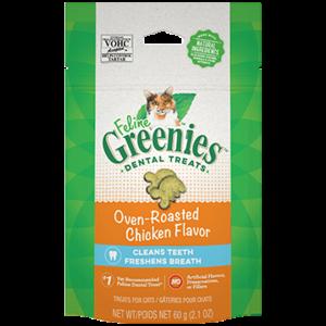 Greenies Feline Greenies Chicken