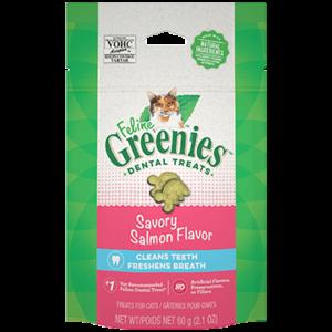 Greenies Feline Greenies Salmon