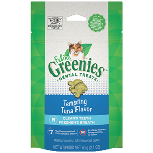 Greenies Greenies Feline tuna 4.6oz