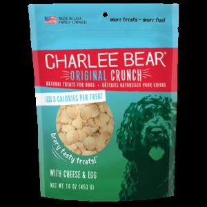 Charlee Bear Charlee Bears cheese egg 16oz