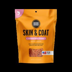 Bixbi Bixbi Salmon Jerky Skin & Coat