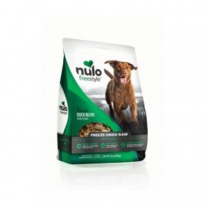 Nulo Nulo Freeze Dried Duck Pear 5oz