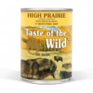 Diamond Taste of the Wild Can Dog 13oz high prairie