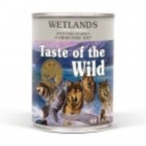 Diamond Taste of the Wild Can Dog 13oz Wetland