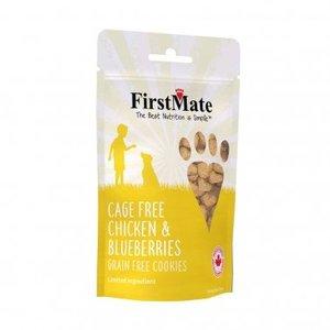 FirstMate First Mate Chicken Blueberry 8oz