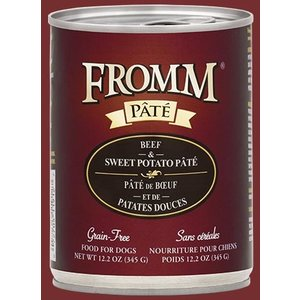 Fromm Fromm Dog Can Beef sw pot 12.2oz