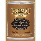 Fromm Fromm Dog Can Turk/Duck/SwPot 12.2oz