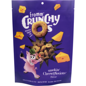 Fromm Fromm Treat Crunchy Cheese 6oz