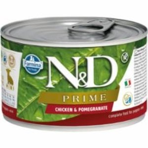 FARMINA PET FOOD USA LLC Farmina AG Prime D Pup Ckn Pom Mini 4.9oz