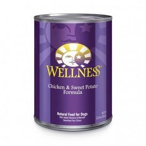Wellpet Wellness Can Dog chicken 12.5oz