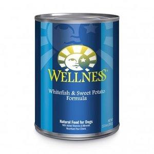 Wellpet Wellness Can Dog fish 12.5oz